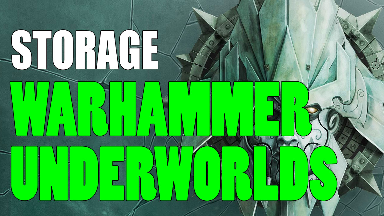 Shadespire & Nighthaunt Storage Solutions That Are Cheap, Easy, and Effective