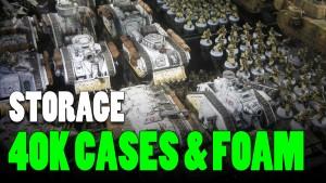 Warhammer 40K Cases