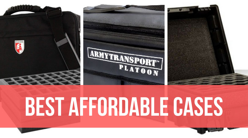 Affordable Miniature Cases
