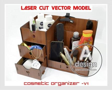 ArtHouseUA hobby tool organizer