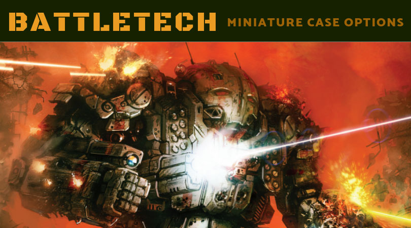 Battletech Case Options