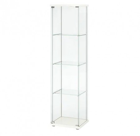 Ikea Detolf display case for miniatures