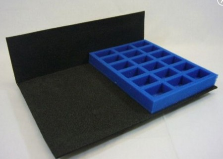 KR Multicase foam trays for Blood Bowl