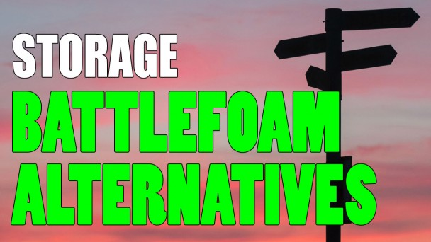 Battle Foam Alternative