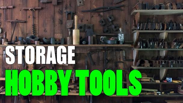Hobby Tool Organizers