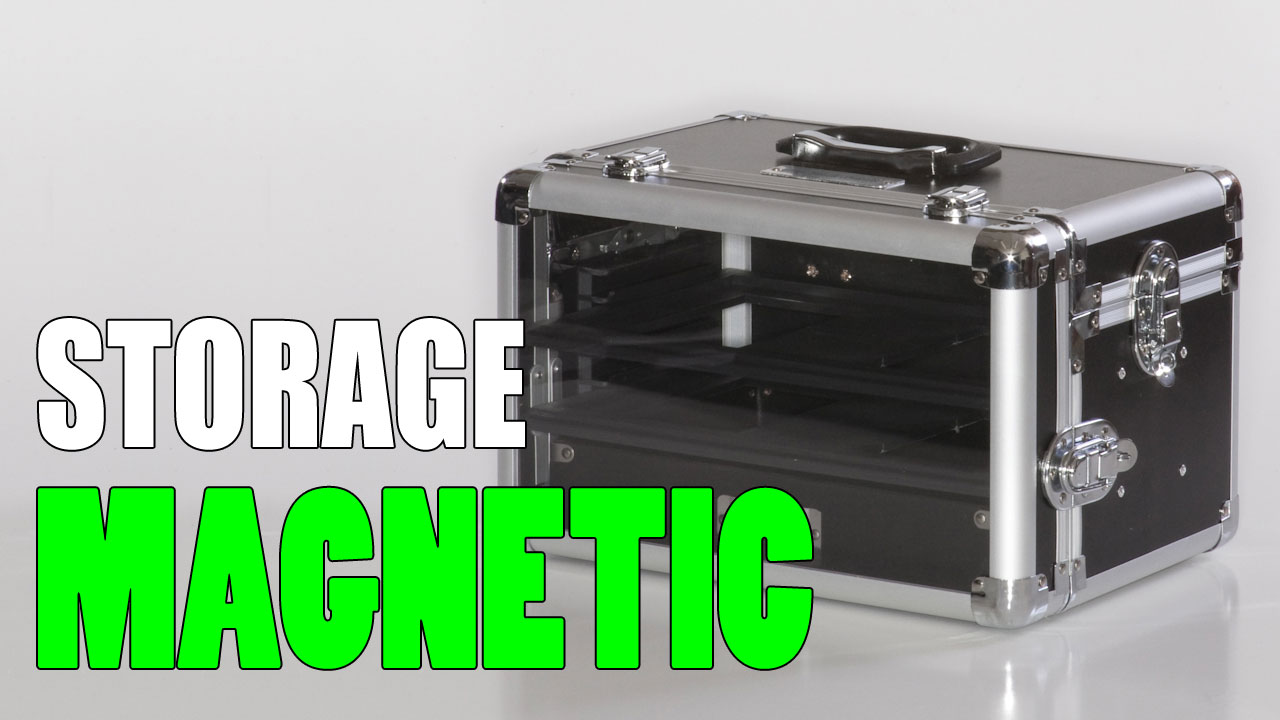 Magnetic Miniature Cases: Best Storage for Miniatures