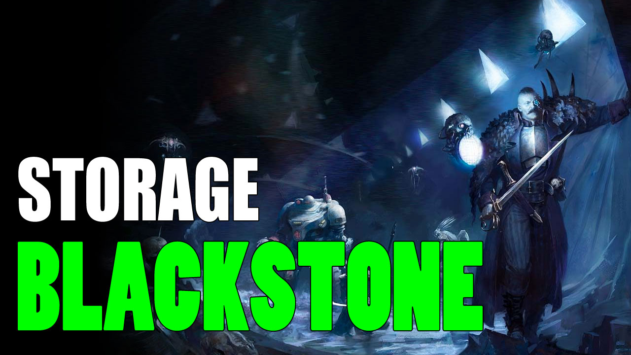 Do You Need Blackstone Fortress Storage? My Complete List!