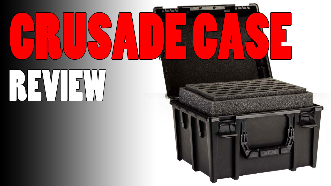 See My Breakdown of the Citadel Crusade Figure Case (Review)