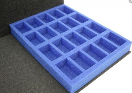 KR Multicase foam trays for Blackstone Fortress