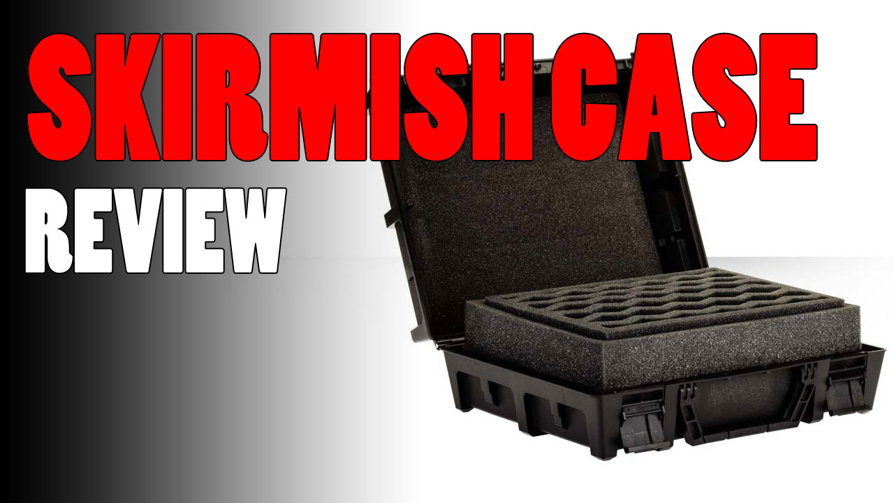 Citadel Skirmish Figure Case