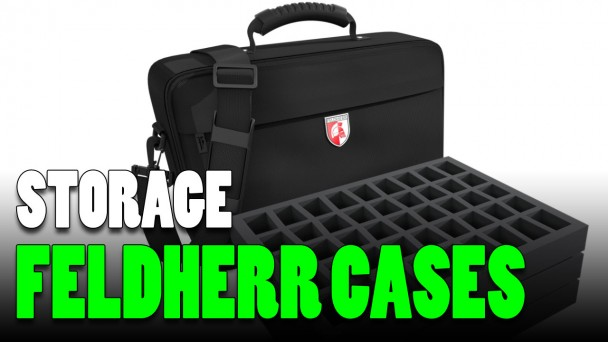 Amazing List of Foam Trays & Cases for Warhammer 40K