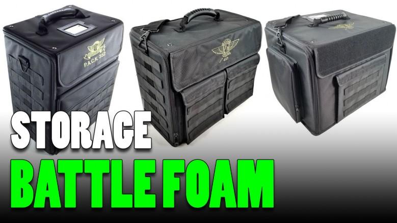 Battle Foam Case Choices