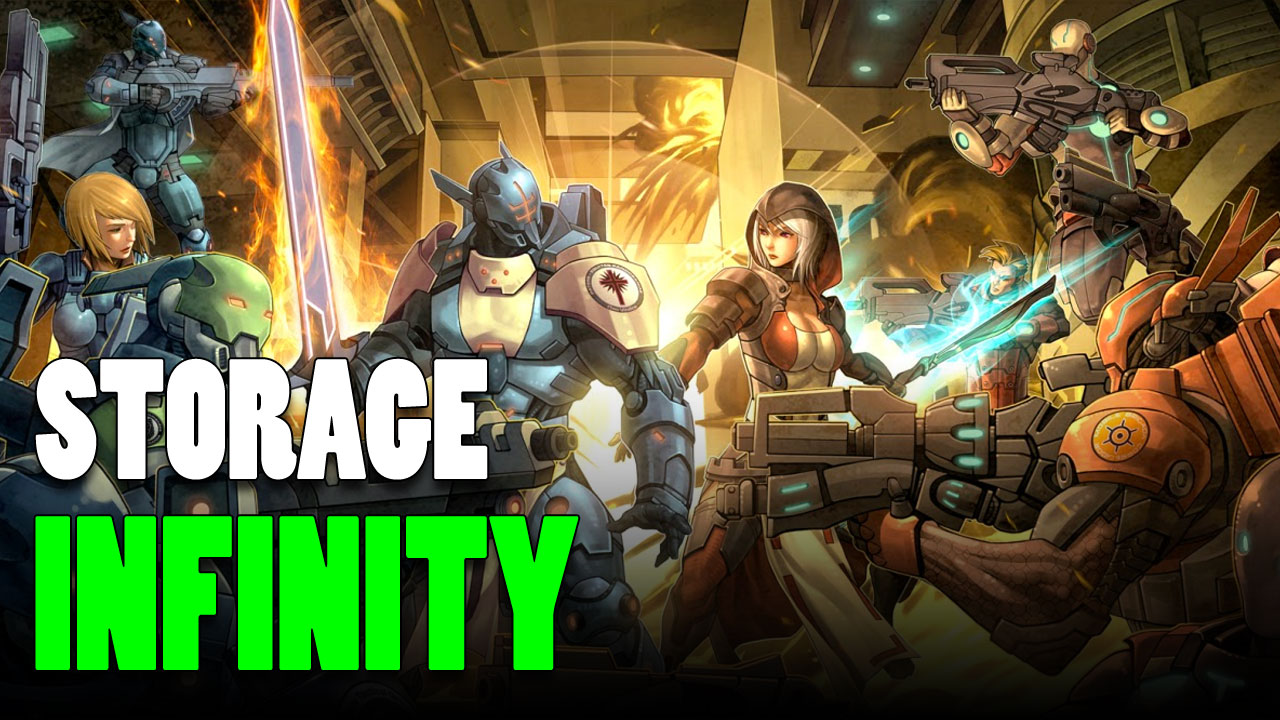 Infinity Game Storage Cases You're Going to Love!