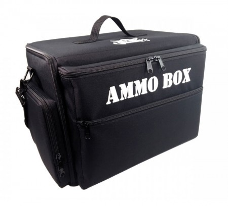 Battle Foam Ammo Box miniature case