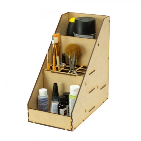 Hobby tool organizer by Impudent Mortal